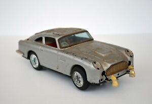 James Bond 007 Aston Martin DB5 1960's Japanese Tin car Rare