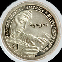 2017 S Enhanced Uncirculated Native American Dollar A Must Have