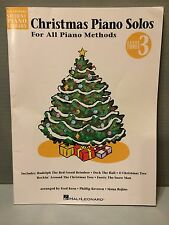 """""""Christmas Piano Solos"""" For All Piano Methods : Fred Kern, arr."""