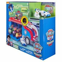 Spinmaster Paw Patrol Mission Paw - Mission Crusier Incl Robo Dog + Mini Vehicle