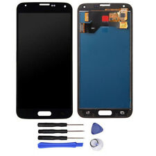 Black For Samsung Galaxy S5 i9600 G900A LCD Screen Replacement Digitizer Display