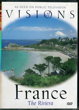 VISIONS OF FRANCE - THE RIVIERA (2005 DVD)
