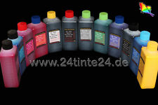 12x 250 pfi101 pfi103 Ink Encre pigment pour Canon imagePROGRAF ipf5100 6100 6200