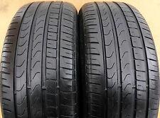 2 Stück - 225/60 R17 - Pirelli - Cinturato P7 *Bmw - Sommerreifen - 99V
