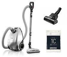 ORECK Venture Pet Multi Floor Bagged Canister Vacuum|7 YEAR Warranty|7 Tune Ups