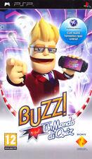 Videogame Buzz - Un Mondo di Quiz PSP