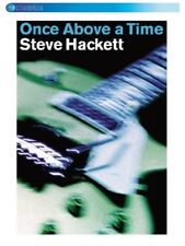 STEVE HACKETT - ONCE ABOVE A TIME  DVD NEW+