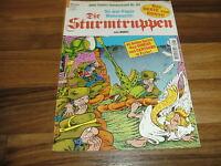STURMTRUPPEN  64 -- Bonvi 1. Auflage / So war Papis Wehrmacht/Opas Chaoten-Trupp