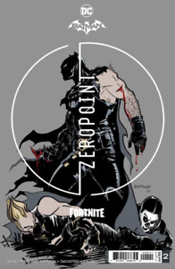 🔥 BATMAN FORTNITE ZERO POINT #2 Mustard Variant Pre-Order DC 05/05/2021 🔥