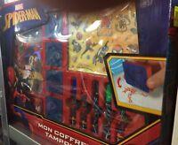 lot revendeur Palettes Solderie/ De 1 Set D Activité Complet Jeux. Spiderman