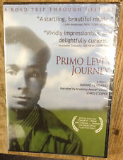 Primo Levi's Journey DVD NEW OOP New Yorker Video
