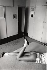 Jeanloup Sieff Photo of Woman On A Bed, Signed