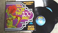 Unknown Artist – Disco Queen - More Than 200 Jingles – 2 LP copertina apribile