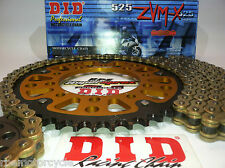 BMW S1000RR '12-18 Supersprox  DID ZVMX 525 Chain and Sprocket Kit  OEM or Q.A