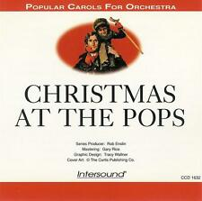 Christmas at the Pops - Popular Carols For Orchestra - CD