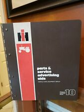 Vintage International Harvester Parts Amp Service Bindernotebook