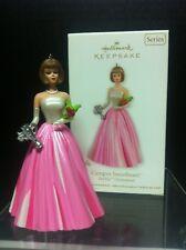 Hallmark Keepsake Ornament 2011 Campus Sweetheart Barbie