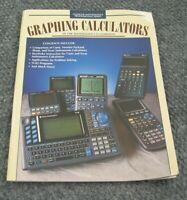 Rare GRAPHING CALCULATORS in The Mathematics Classroom Book Guide Glencoe 1997