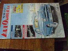 8µ? Revue Automobilia n°8 Citroen 22 CV 202 Darl'Mat Ford Vedette Racers 500