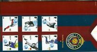 GB Presentation Pack 384 2006 World Cup Winners