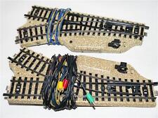 Märklin 5117 elektr. M-Gleis Weichenpaar (3601)
