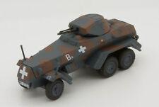 CT#82 Sd.Kfz. 231 6-Rad 4th Panzer Division Germany 1939  1:72 - Wargaming