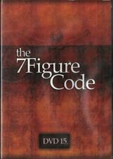 The 7 Figure Code Set Internet Marketing Hot Seat Panel DVD No 15