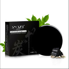 Activated Bamboo Charcoal Blackhead Acne Remover Oil Control Handmade Soap