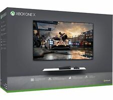 Microsoft Xbox One X 1TB 8NQ33JVV1S9V Console - Black