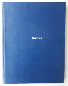 Eagle Comic Vol 17 Complete bound volume excellent condition from 1969