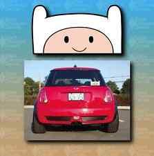 "Finn the Human Adventure Time 6"" JDM Custom Vinyl Decal Sticker"