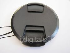 Front Lens Cap For Pentax SMC DA* 300mm f/4 ED (IF) SDM Lens Snap-on Dust Cover