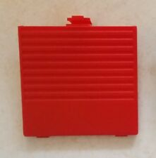 NEW Red Replacement Battery Cover for Game Boy Original - Gameboy Classic