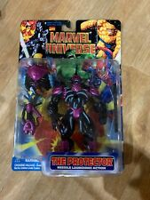 E4 Marvel Universe The Protector (1997) Toy Biz Figure w/ Missile Launching New