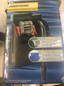 MARINELAND PENGUIN 75 BIO-WHEEL AQUARIUM POWER FILTER 75-GAL.Open Box.    665