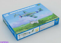 Trumpeter 02849 1/48 Messerschmitt Me509 HOT