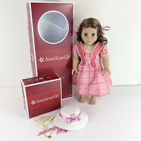 American Girl Doll Marie Grace With Complete Accessories And Original Boxes