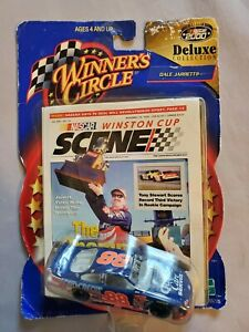 NASCAR 2000 Dale Jarrett die cast car Winners Circle Deluxe Collection