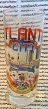 2018 HARD ROCK CAFE ATLANTIC CITY T SHOT GLASS/SKYLINE/LIGHTHOUSE/CHIPS/GTRS