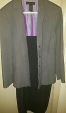 The Limited & Gap 2pc Ladies Suit Size L/1;  BLAZER RETAIL PRICE IS OVER $150.00