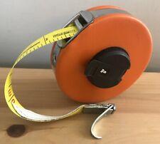 Richter Diameter Measuring Tape Forestry Tree 5 Metre Made In Germany Pocket Pie
