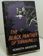 The Black Panther of Sivanipalli by Kenneth Anderson