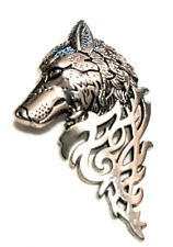 Svr4 Game Of Thrones Stark brooch Pin Dire Wolf Cosplay collectible gift Usa 2.2