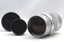 @ Ship in 24 Hours! @ Excellent! @ Canon 135mm f3.5 Telephoto Leica L39 LTM Lens