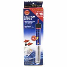 "LM Penn Plax Cascade Submersible Heat Aquarium Heater 50 Watts - 7"" Long"