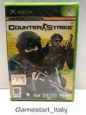 COUNTER STRIKE - XBOX - NUOVO SIGILLATO NEW SEALED - PAL VERSION