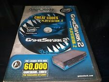 GameShark Game Shark 2  for PS2 PlayStation 2 game Cheats Code