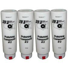 More details for 4 x jfj easy pro polishing compound solution #2 white 12oz