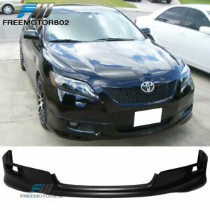Fits 07-09 Toyota Camry OE Factory SE Style Front Bumper Lip PU