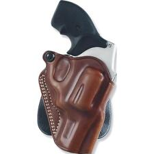 Galco Speed Paddle Holster for S&W J Frame, Tan Leather, Right Hand